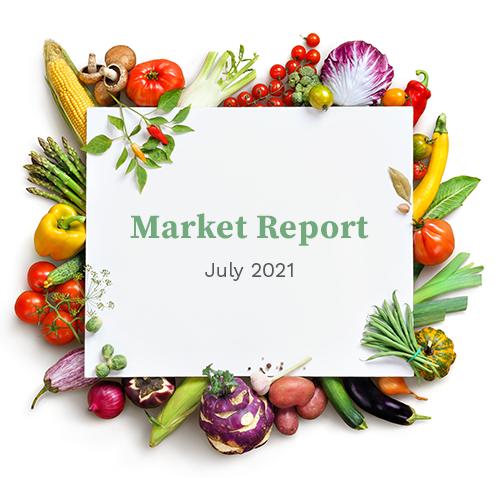 Meat Market Report July 2021